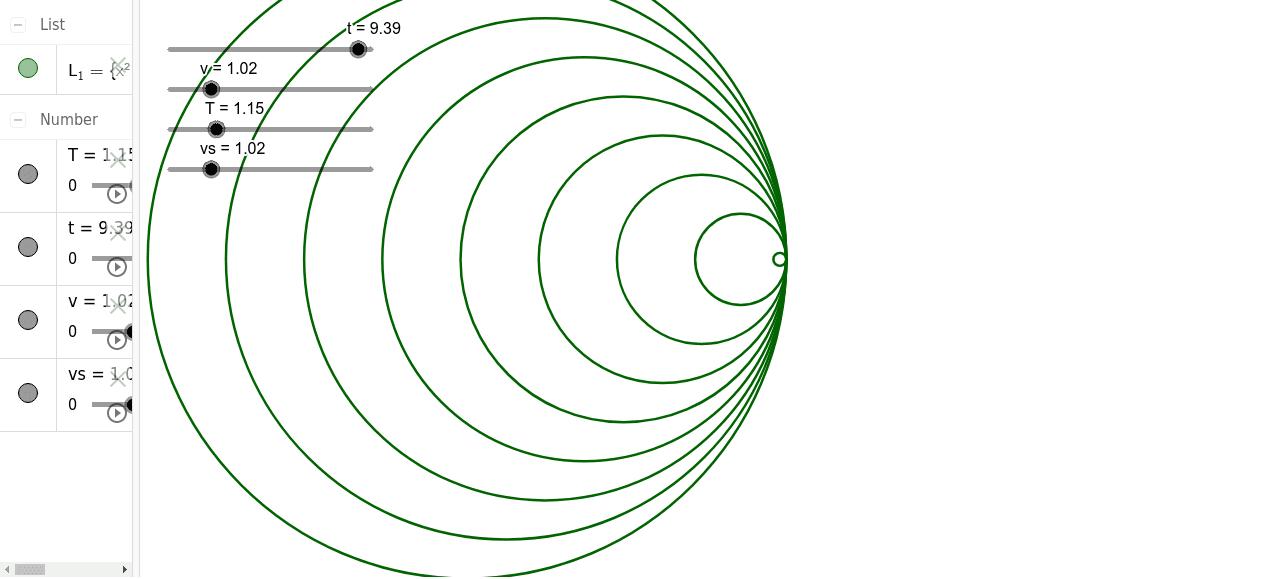 Doppler Effect: Moving Source Press Enter to start activity