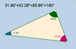 Triangle Sum Theorem: 4 Proofs