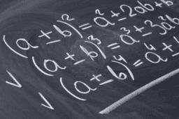Pre-Algebra and Algebra