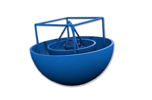modelo extraído da [url=https://www.thingiverse.com/thing:700334]Plataforma Thingverse[/url]