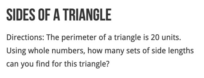 Creation of this resource was inspired by this Open Middle problem from Christina Ploeckelman.