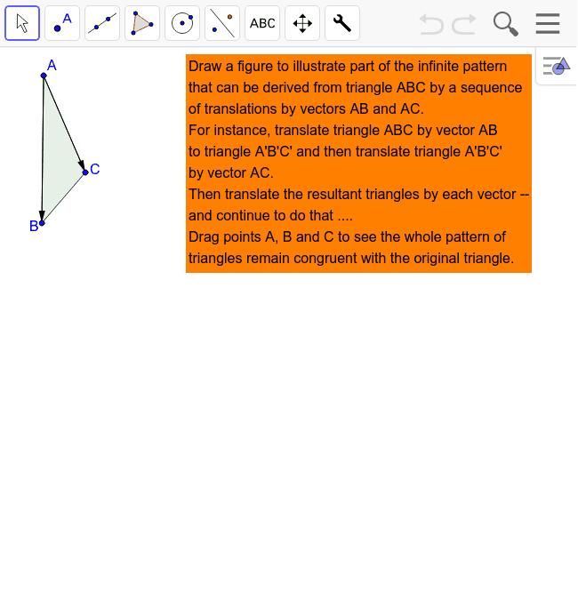 Challenge 34: Create Dynamic Patterns Press Enter to start activity