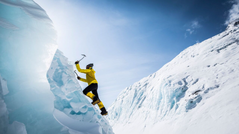 Is Alpine climbing dangerous?