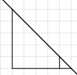 Side Length Quotients in Similar Triangles: IM 8.2.9