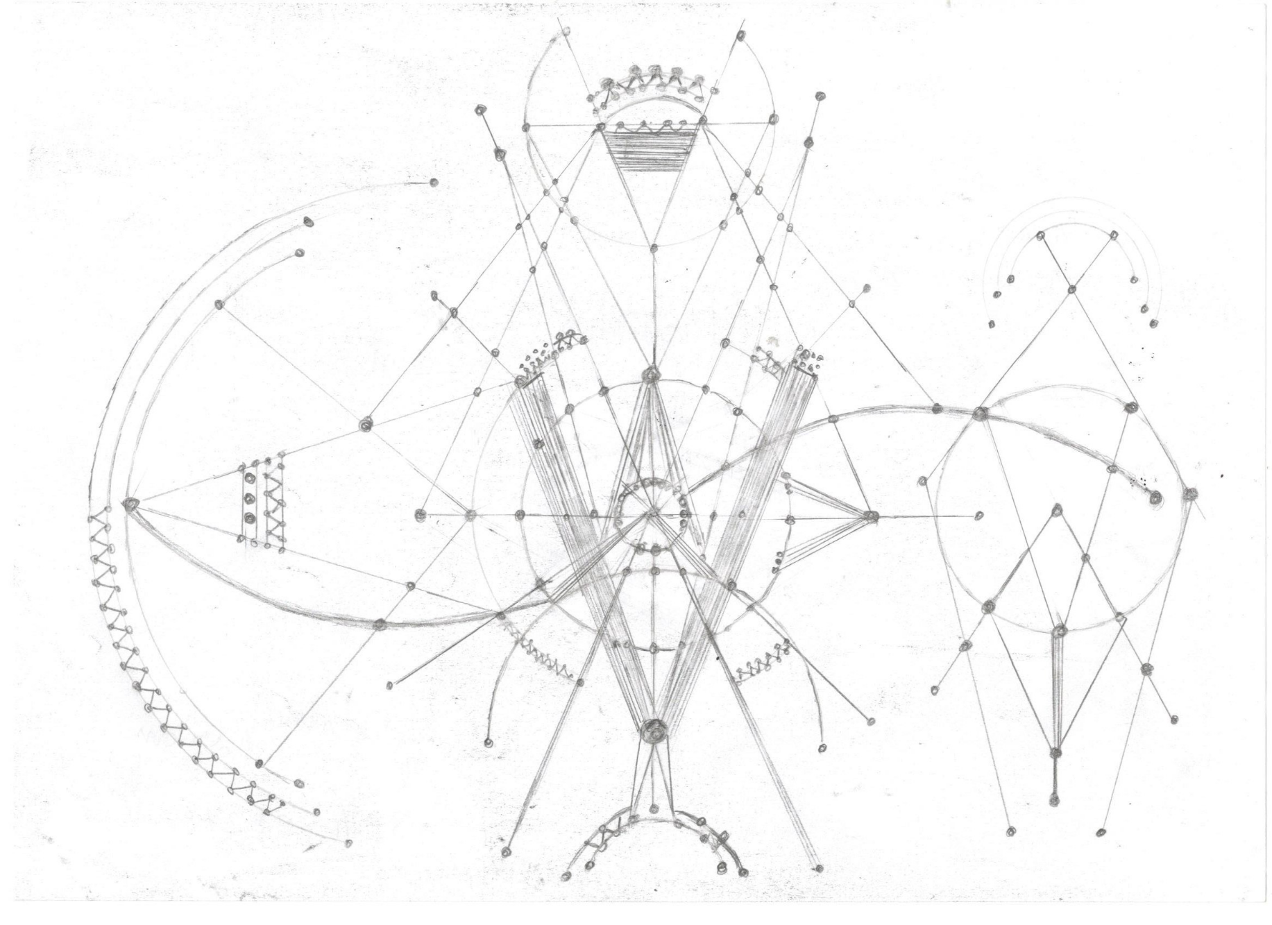 Fractal de dimensiunea a 7-a. Dimenisunea 7 este taramul cosmic al sunetului care genereaza formele geometrice 6D prin rezonanta vibratorie. Sunetul ia nastere din frecventele vibratorii ale corpurilor din Univers care se rotesc si orbiteaza. Sunetul reprezinta vibratia moleculelor de aer, pe care le masuram prin oscilatii pe secunda sau hertzi. Frecventele sunt fundamentul a tot ceea ce exista.