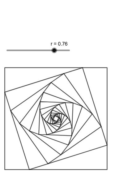 螺旋正方形 按 Enter 开始活动