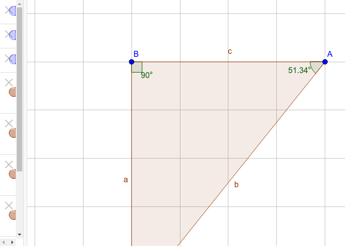 Drag the vertices to see the result.  Calculate the missing angle. Press Enter to start activity
