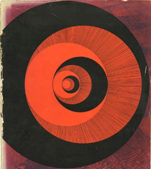 Cover of Minotaure, Marcel Duchamp