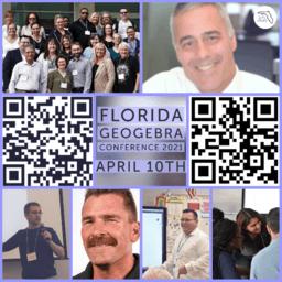 Florida GeoGebra Conference 2021 April 10th