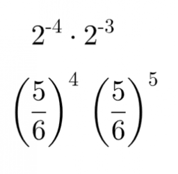Practice with Rational Bases: IM 8.7.7