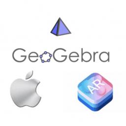 GeoGebra 3D with AR (iOS): Explorations & Lesson Ideas