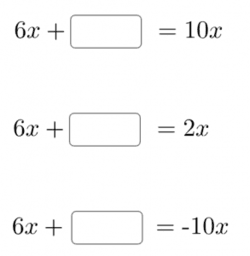 Combining Like Terms (Part 1): IM 7.6.20