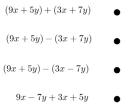 Combining Like Terms (Part 3): IM 7.6.22