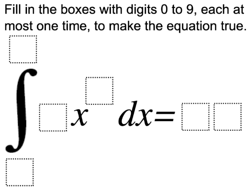 Creation of this resource was inspired by this problem created by Chris Bolognese.