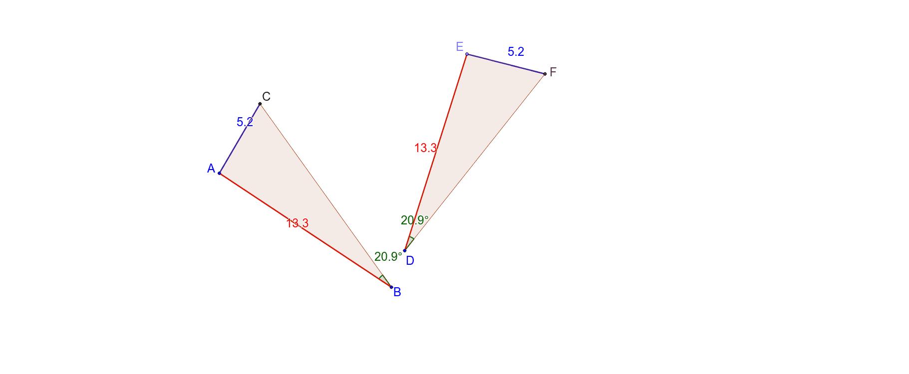 Side-Side-Angle (SSA) Press Enter to start activity
