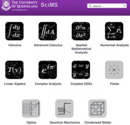 Science and Mathematics Simulations UQ