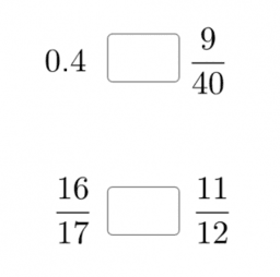 Ordering Rational Numbers: IM 6.7.4