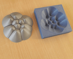 Developing games and puzzles with 3D printing for STEAM